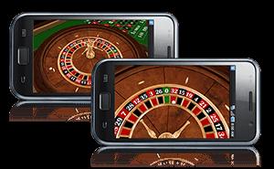 Mobiele online casino's